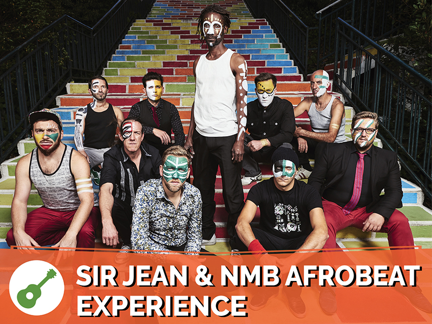 Sir Jean & NMB Afrobeat Experience