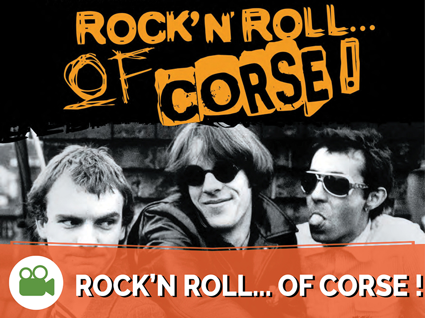 Rock'n'roll... of Corse